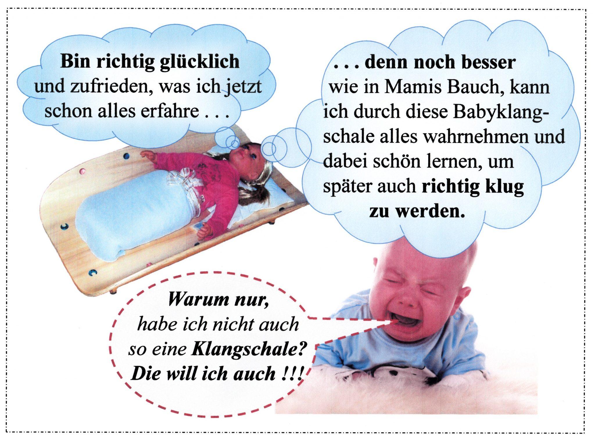 Erklärung zur Baby-Klangschale