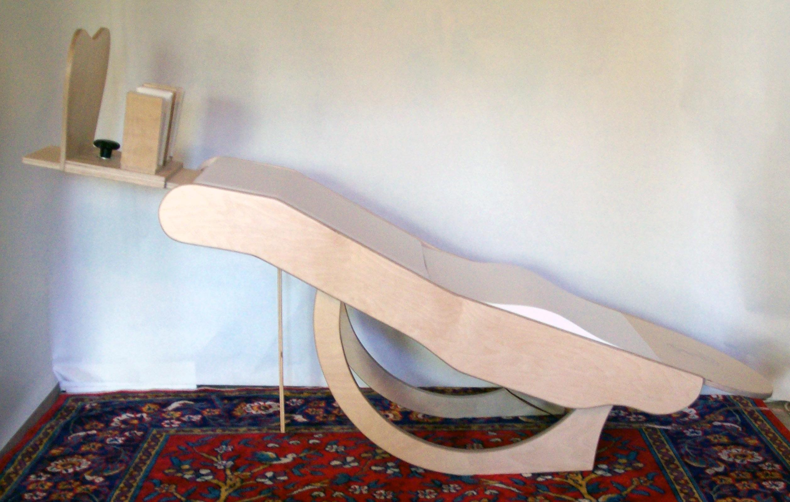 primusona g2000 r cken schwingliege bzw r ckenschwinger. Black Bedroom Furniture Sets. Home Design Ideas