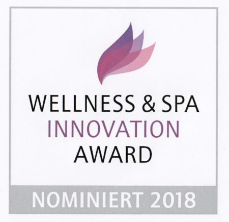 Wellness & Spa Innovation AWARD 2018