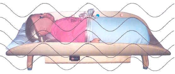 Darstellung eines beschwingten Babys I